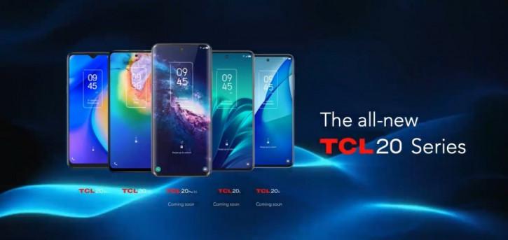 TCL готовит большой анонс TCL 20 в России