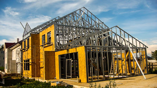 Строительство быстровозводимых ЛСТК зданий