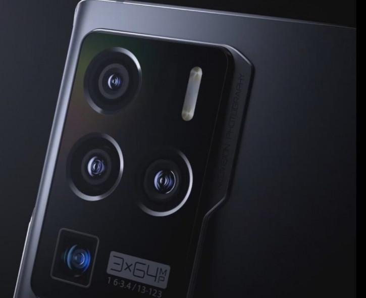 Впечатляющие характеристики и цена ZTE Axon 30 Pro+