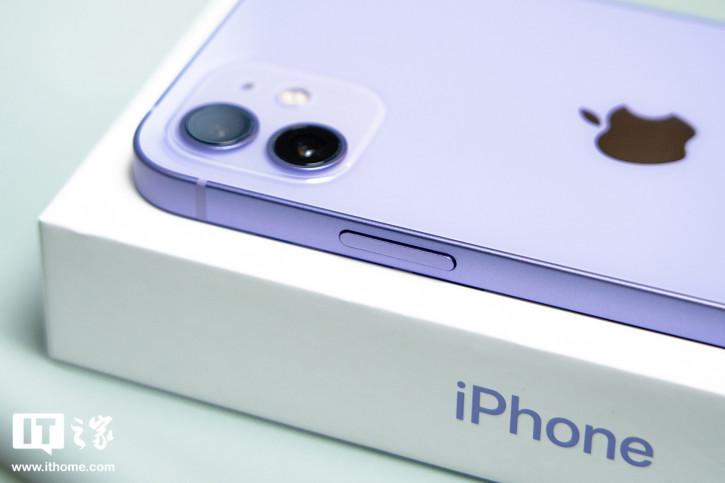 Живые фото фиолетового iPhone 12 и старт сбора предзаказов в России