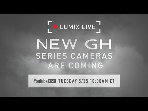 Названа дата анонса новой камеры Panasonic серии GH