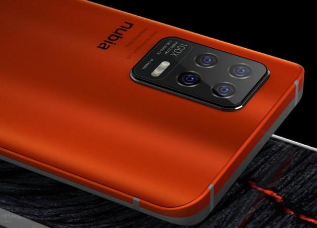 Nubia Z30 выйдет в необычной двухцветной версии и получит 120-Вт зарядку