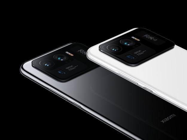 Флагманский смартфон Mi 11 Ultra представлен в Украине