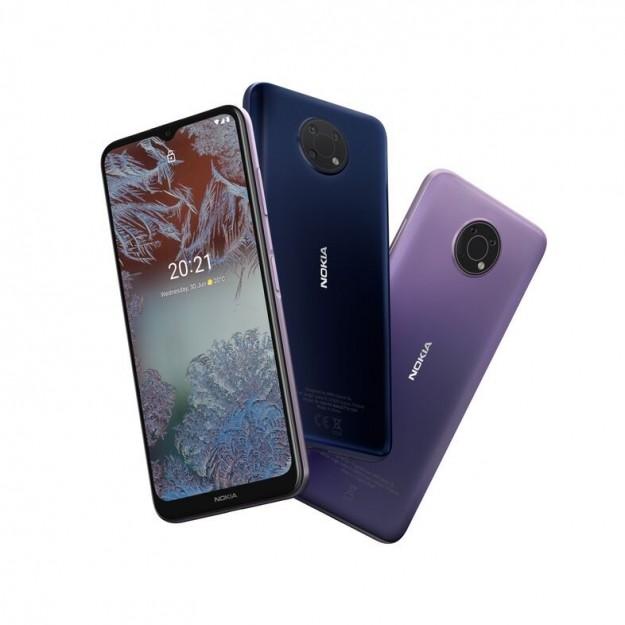 Смартфоны Nokia G10 уже в Украине за 3 399 грн.