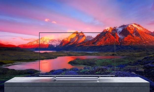 Украинская премьера: премиальный телевизор Mi TV Q1 75 дюймов