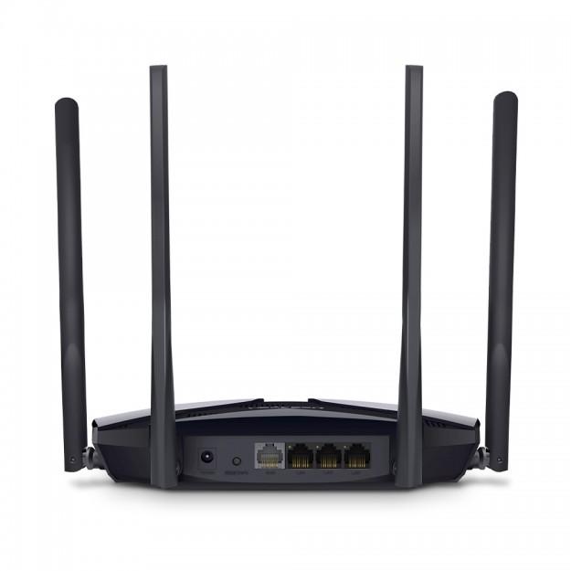 Mercusys MR70X: в Украину приехал один из самых доступных роутеров с поддержкой стандарта Wi-Fi 6