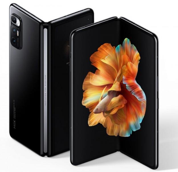 Xiaomi выпустит гибкий смартфон со скрытой под дисплеем фронтальной камерой