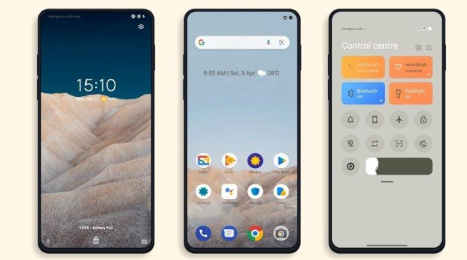 Пять тем, которые вы можете поробовать на своем Xiaomi