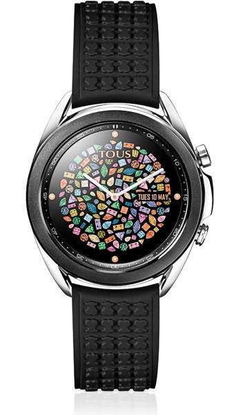 Samsung представила умные часы Galaxy Watch 3 by Tous с эксклюзивными ремешками и циферблатами