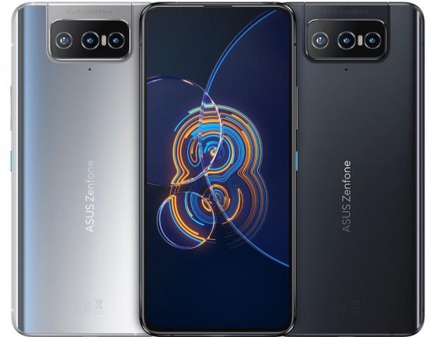 ASUS представляет смартфоны серии Zenfone 8  на базе флагманского процессора Qualcomm Snapdragon 888
