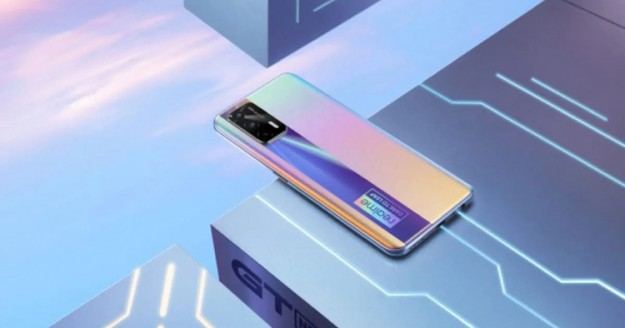 Realme выпустит 5G-смартфон GT Neo Flash с 65-ваттной подзарядкой