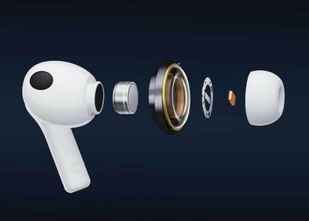 Vivo вскоре представит беспроводные наушники TWS 2 с активным шумоподавлением