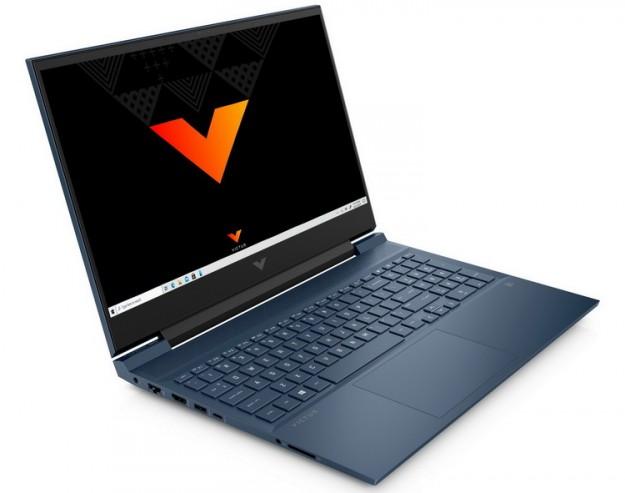 HP представила бюджетный игровой ноутбук Victus 16 на Intel Tiger Lake-H