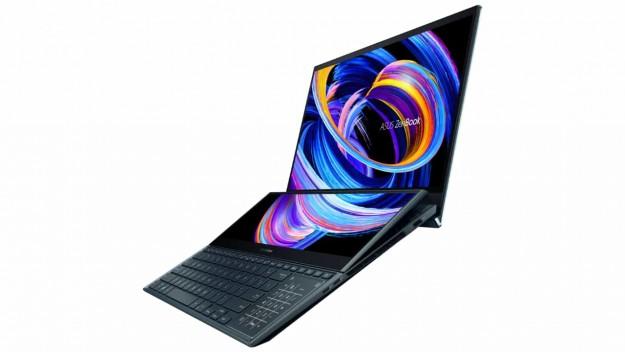 Ноутбук ASUS ZenBook Pro Duo 15 OLED доступен в Украине
