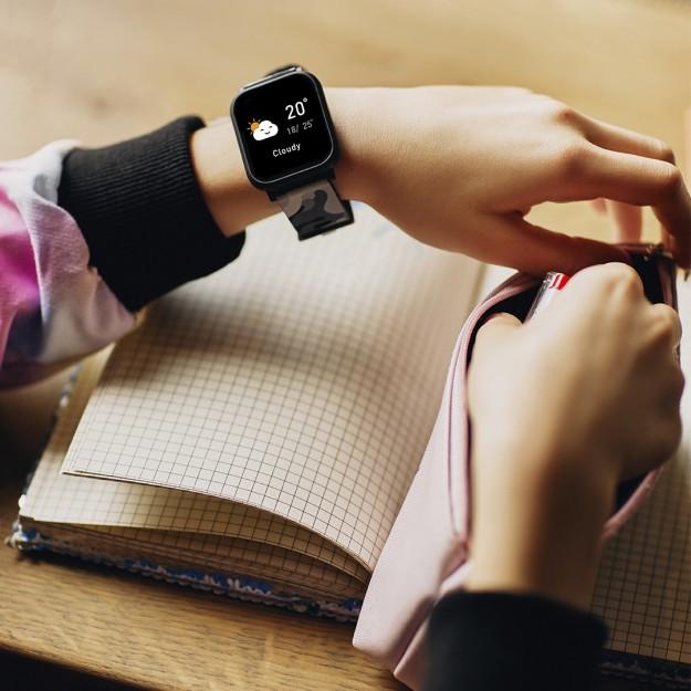 Canyon представляет детские смарт-часы с полноценными функциями фитнес-гаджета MyDino KW-33