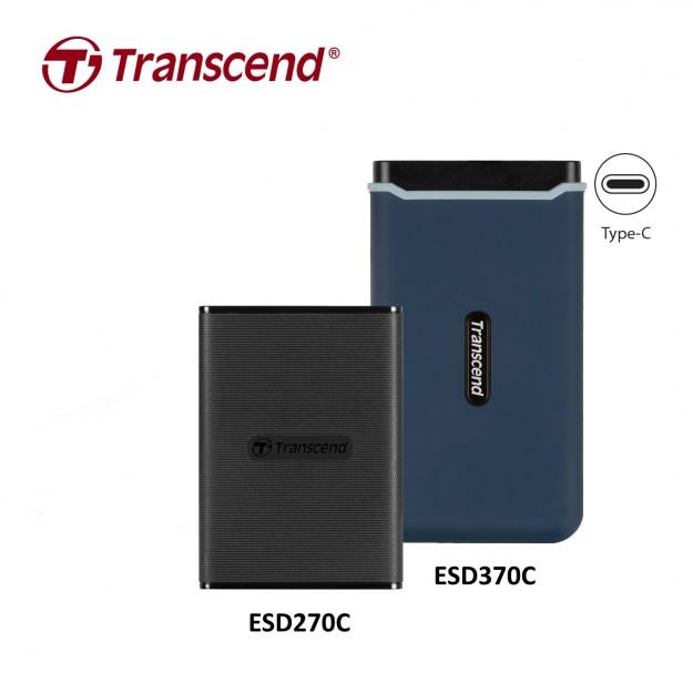 Новые портативные твердотельные накопители Transcend ESD270C и ESD370C поступили в продажу