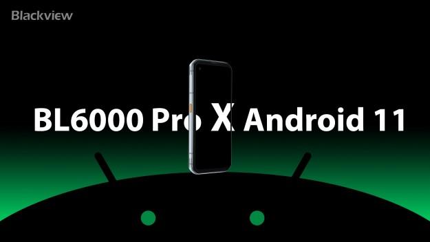 Новый Blackview BL6000 Pro уже получил ОС Android 11 и доступен со скидкой со скидкой более чем в $220