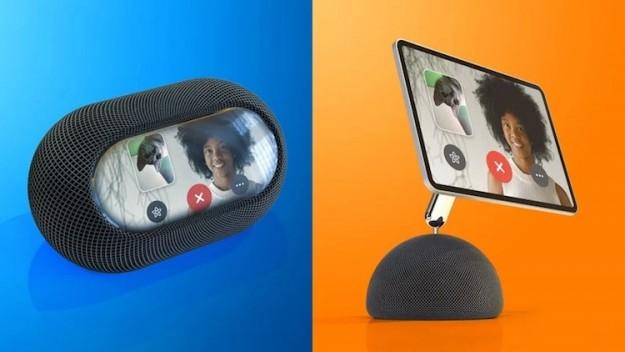 Apple выпустит смарт-колонку с сенсорным экраном, которая сможет перемещаться по комнате за пользователем