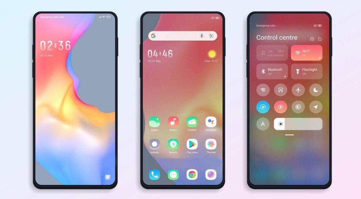 5 стильных тем для MIUI 12, которые сделают ваш Xiaomi совершенно другим