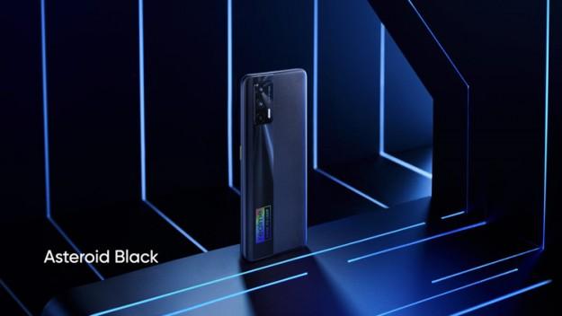 Представлен смартфон Realme X7 Max 5G с чипом Dimensity 1200 и 120-Гц дисплеем