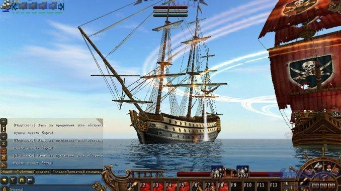 Игра про корабли на Андроид онлайн