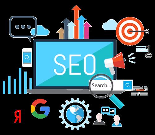 Поисковая SEO-оптимизация сайта
