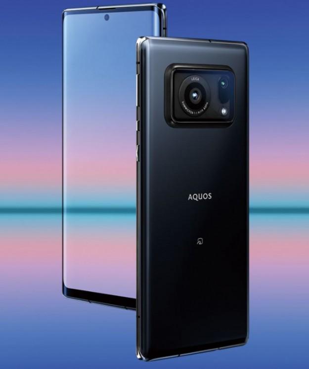 Названа цена Sharp Aquos R6 с огромной камерой Leica