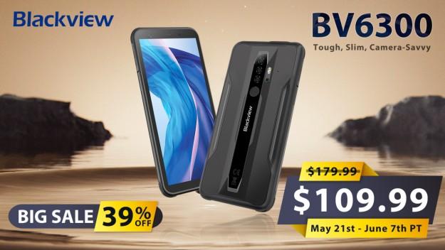 Лучшее предложение на защищенные смартфоны Blackview – скидка до $220,91 на ограниченной по времени распродаже
