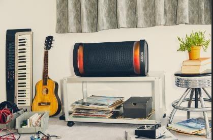Sony представляет новую линейку акустики X-Series из трех моделей беспроводных колонок