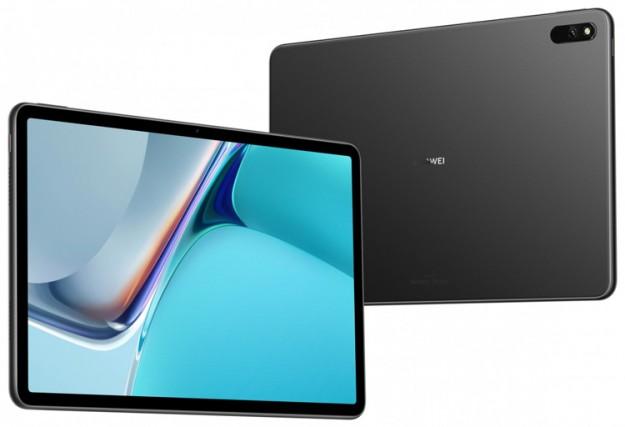 Huawei представила MatePad Pro 10.8 и MatePad 11 — планшеты с процессорами Qualcomm и системой HarmonyOS