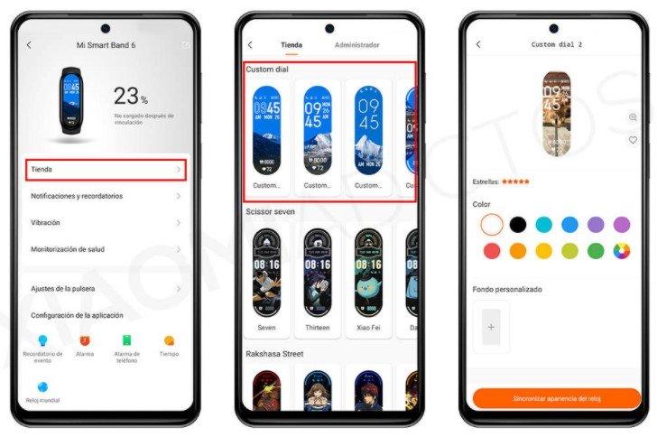 Новые секретные возможности фитнес часов Xiaomi Mi Band 6