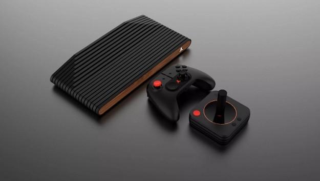 Игровая консоль Atari VCS наконец появится в рознице в этом месяце