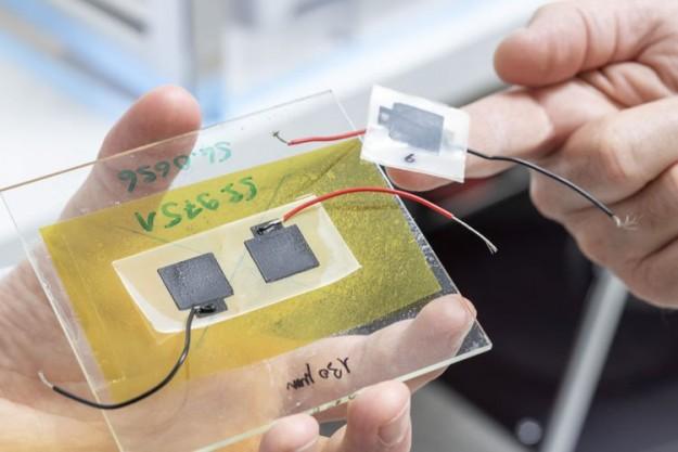 Из сажи и опилок швейцарцы сделали биоразлагаемый аккумулятор