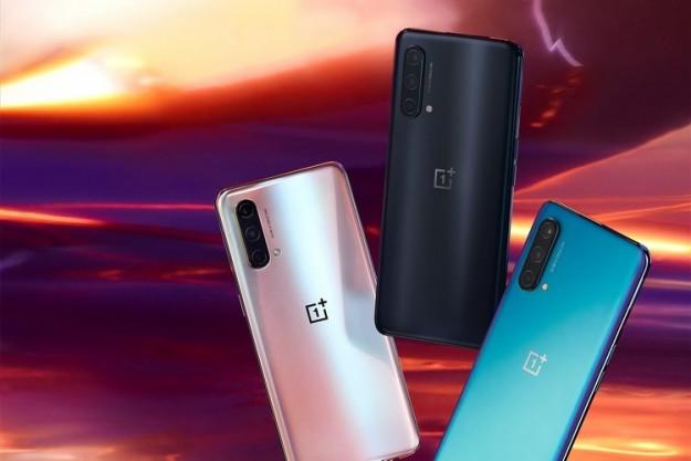 OnePlus представила смартфон Nord CE 5G с чипом Snapdragon 750G и ценой от 299 евро