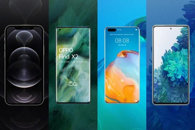 Samsung — лидер рынка, Apple — лидер сегмента 5G, а Xiaomi лидер по росту - прогноз по рынку смартфонов на 2021 год