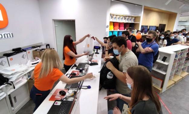 Большая распродажа полугодия к 18 июня от Xiaomi в Украине  «сМіливі знижки» УДАЛАСЬ!