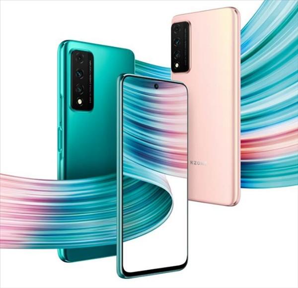 Представлен NZone S7 Pro 5G – первый смартфон нового бренда Huawei
