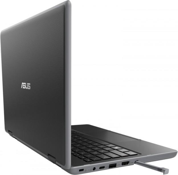 ASUS представила в Украине прочный ноутбук BR1100 для школьников с защитой от воды и падений