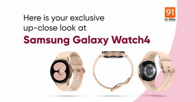 Умные часы Samsung Galaxy Watch 4 показали на официальных рендерах за три дня до анонса