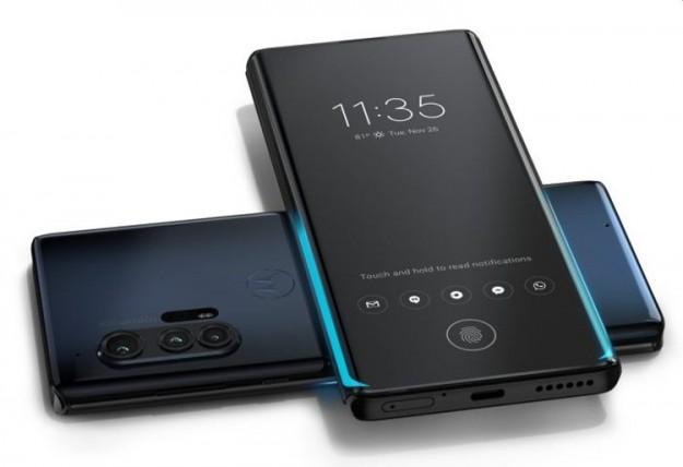 Раскрыты подробные характеристики смартфонов Motorola Edge 2021 года
