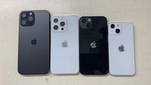 Массовое производство iPhone 13 вот-вот стартует: Apple начала получать необходимые комплектующие