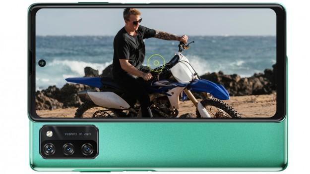 Blackview A100 - самый быстрый смартфон для съемки фото ценой до 0