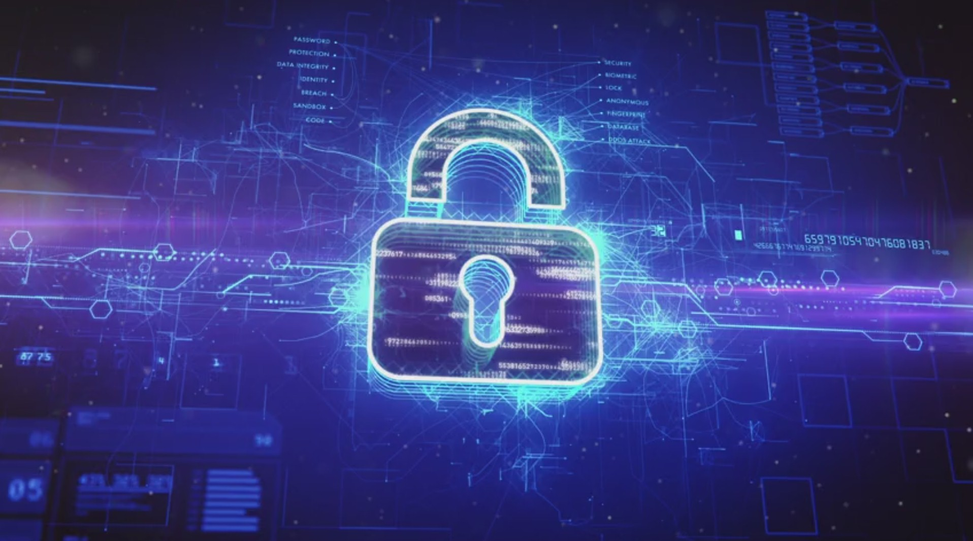 Информационная безопасность от компании SecurityVision