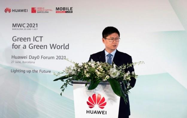 Huawei организовала «Зеленый форум» в рамках международного конгресса мобильной связи MWC 2021