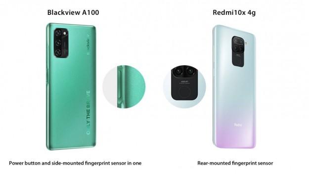 Лучший доступный смартфон 2021 года: Blackview A100 против Redmi 10X 4G