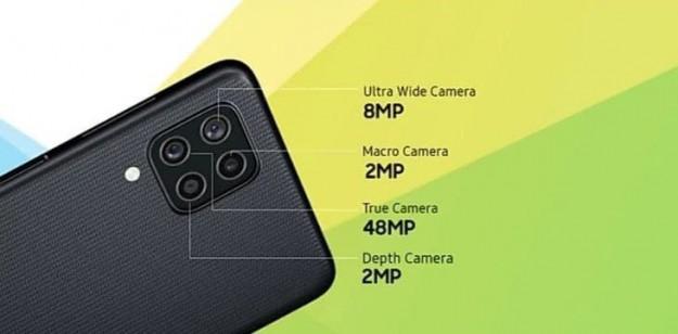 Представлен смартфон Samsung Galaxy F22