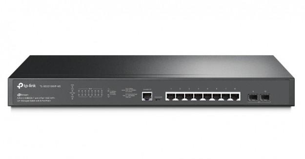 Компания TP-Link привезла в Украину точки доступа с поддержкой Wi-Fi 6 и управляемый коммутатор с портами на 2,5 Гбит/с и 10 Гбит/c
