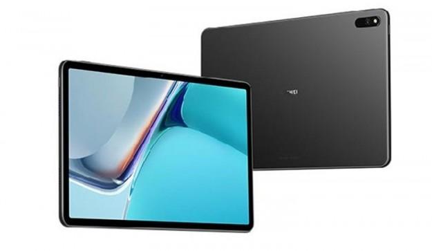 Планшет Huawei MatePad 11 оснащён экраном с частотой обновления 120 Гц