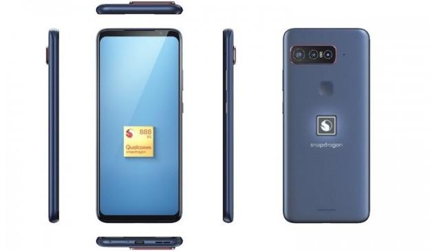 Qualcomm представила свой первый смартфон — флагман на Snapdragon 888 по цене 99