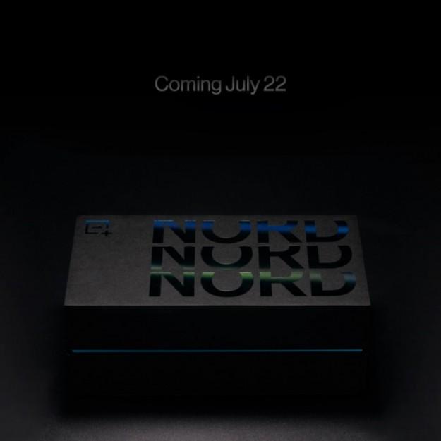 OnePlus подтвердила дату анонса и показала коробку OnePlus Nord 2